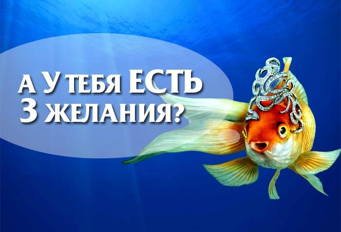 Картинка я твоя рыбка